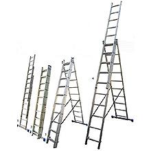 Escaleras multipropósito