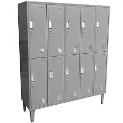 Lockers Metalico Industrial