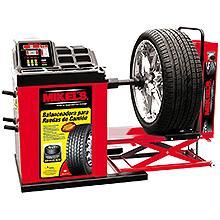 Balanceadoras de neumáticos