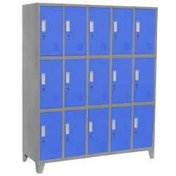 Lockers Metalico de Colores