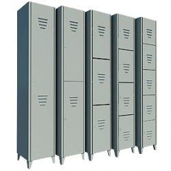 Muebles metalicos