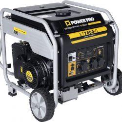 Generadores electricos a gasolina
