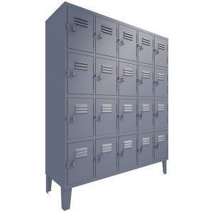 Locker Metalico Nacional
