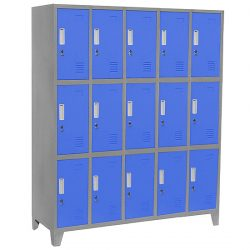 Lockers Metalico de Colores